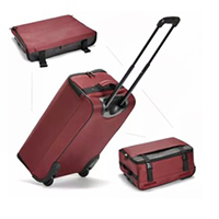 Collapsible Luggage